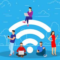 Wi-Fi環境サービス