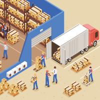 ひまわり倉庫管理システム