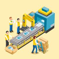 ひまわり生産管理システム