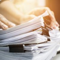 印刷や文書管理のお手伝い